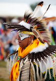 North American Indian Stock Photo