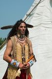 North American Indian Stock Image