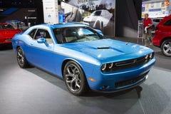 North American International Auto Show 2015 Royalty Free Stock Photos