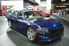 North American International Auto Show 2015 Stock Images