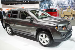 North American International Auto Show 2015 Royalty Free Stock Photography