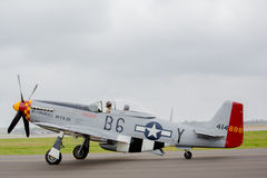 North American P-51D Mustang Stock Images