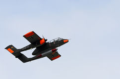 North American Rockwell OV-10 Bronco Stock Photography