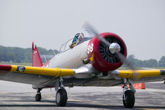 North American SNJ-4 Royalty Free Stock Image