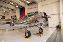 North American AT-6 SNJ-6 Stock Photography