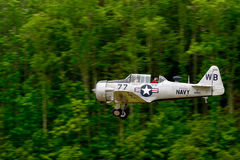 NORTH AMERICAN SNJ-5 Royalty Free Stock Photography