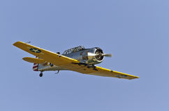 North American T-6 Texan Stock Photo
