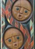 North American Totem Pole Stock Photos