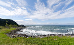 North Antrim Coastline Royalty Free Stock Photos
