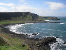 North antrim coastline Royalty Free Stock Photo