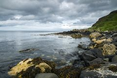 North Antrim Coastline Royalty Free Stock Images