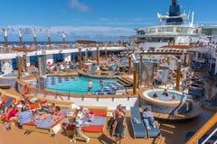 Cruise Ship Fun Royalty Free Stock Photography