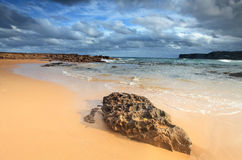 North Avoca Beach. On the Central Coast of NSW Australia Stock Photos