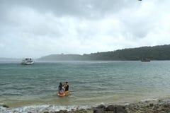 North Bay Island Andaman-1 Royalty Free Stock Image
