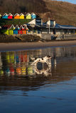 North Bay seafront Stock Photography