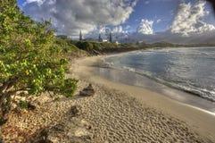 North Beach Kaneohe Marine Corps Base Hawaii Stock Image