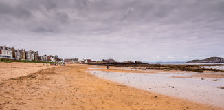 North berwick beach Stock Images