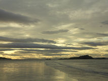 North Berwick Beach Royalty Free Stock Image