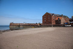 North Berwick Royalty Free Stock Images
