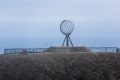 NORTH CAPE (NORDKAPP), NORWAY Royalty Free Stock Photography