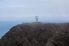 NORTH CAPE (NORDKAPP), NORWAY Royalty Free Stock Photos