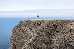 NORTH CAPE (NORDKAPP), NORWAY Royalty Free Stock Images