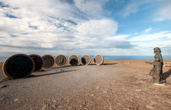 North Cape Royalty Free Stock Photography