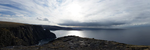North Cape, Norway Stock Photography