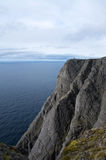 North Cape, Norway Royalty Free Stock Photos