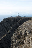 North Cape, Norway Royalty Free Stock Image