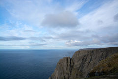 North Cape, Norway Royalty Free Stock Images