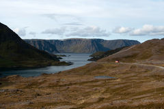 North Cape, Norway Royalty Free Stock Photography