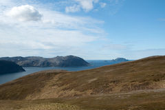 North Cape, Norway Royalty Free Stock Photo