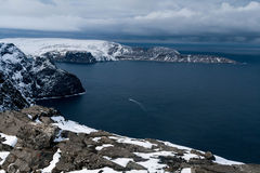 North Cape Royalty Free Stock Photos