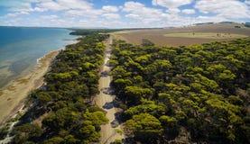 North Cape Road, Kangaroo Island, South Australia. Stock Photo