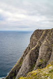 North cape summer landscape, Norway Stock Photography