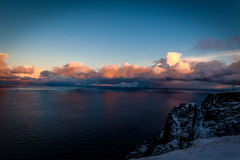 North Cape view Royalty Free Stock Photography