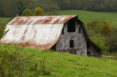 North Carolina Barn Stock Photo