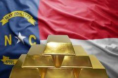 North carolina gold reserves royalty free stock image