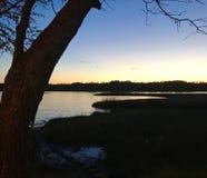North Carolina-Küstenschönheit Lizenzfreie Stockbilder
