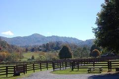 North Carolina Mountains Stock Photography