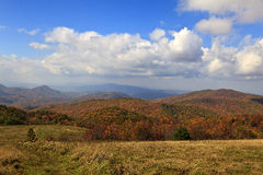 North Carolina Mountains Stock Photo