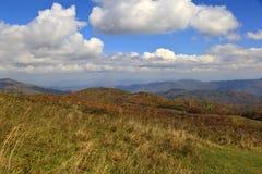 North Carolina Mountains Royalty Free Stock Photos