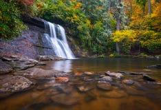 North Carolina Nature Waterfall Photography Autumn Outdoors Scenic Landscape