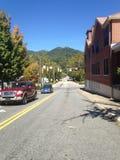 North Carolina-Straßen Lizenzfreie Stockbilder