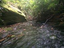North Carolina stream Royalty Free Stock Images
