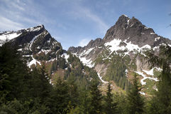 North Cascade Mountains Washington State Stock Photos