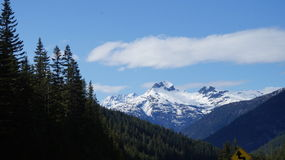 North Cascade Moutain Range, Washington State, USA Royalty Free Stock Photos
