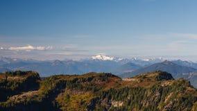 North Cascade Range stock photography