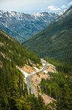 North Cascades Highway Stock Images